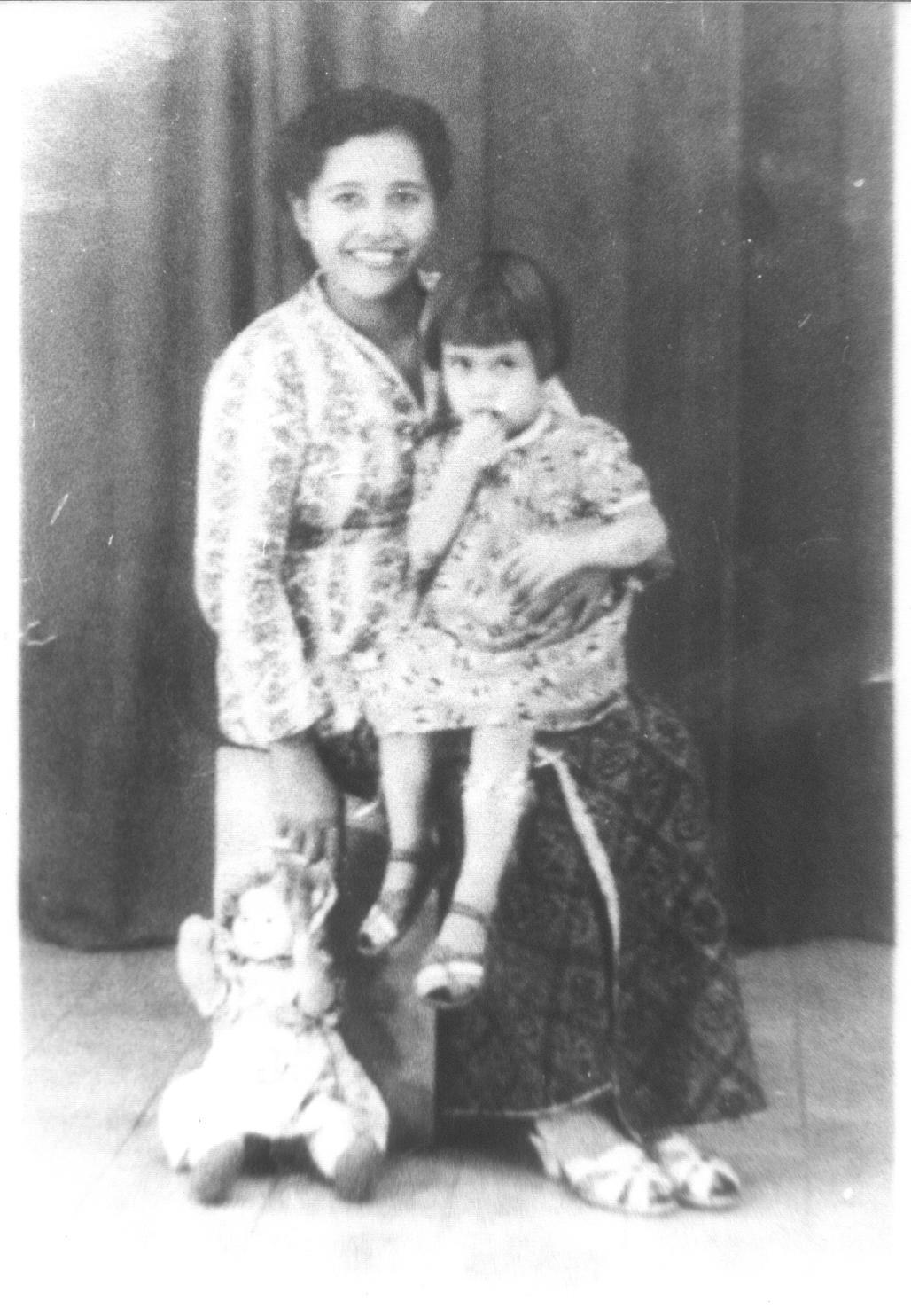 Grandma Christine 1951