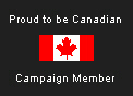 Go to Proud to be Canadian Campaign Headquarters